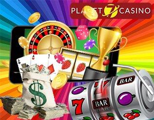 Planet 7 Mobile Slots No Deposit Bonus antiqueslots.net